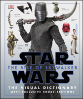 Pablo Hidalgo - Star Wars The Rise of Skywalker The Visual Dictionary artwork