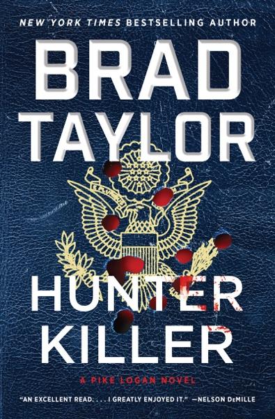 Hunter Killer - Brad Taylor book cover