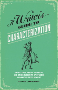 A Writer's Guide to Characterization Couverture de livre