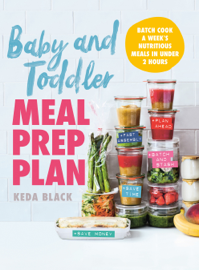 Baby + Toddler Meal Prep Plan