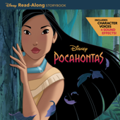 Pocahontas Read-Along Storybook