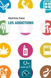 Les addictions La couverture du livre martien