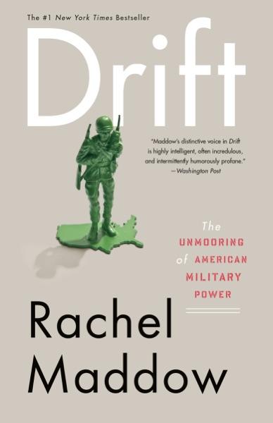 Drift - Rachel Maddow book cover