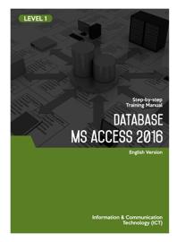 Database (Microsoft Access 2016) Level 1