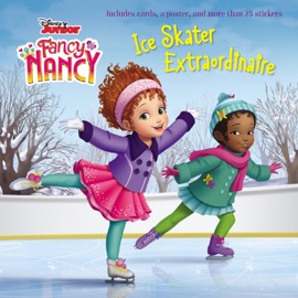 Disney Junior Fancy Nancy Ice Skater Extraordinaire