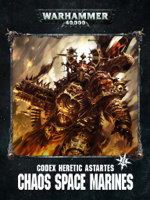 Games Workshop - Codex: Chaos Space Marines Enhanced Edition artwork