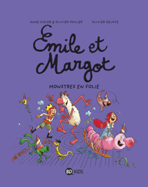 Émile et Margot, Tome 07