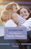 Victoria Pade - The Marine's Family Mission artwork