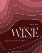 World Atlas of Wine 8th Edition Book Cover