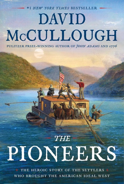 The Pioneers - David McCullough book cover