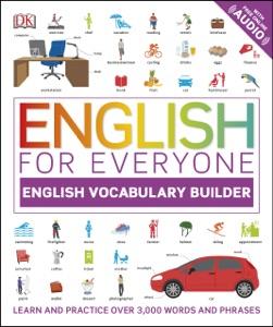English for Everyone: English Vocabulary Builder Book Cover