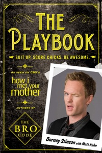 The Playbook Book Cover
