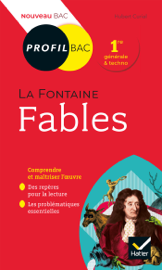 Profil - La Fontaine, Fables