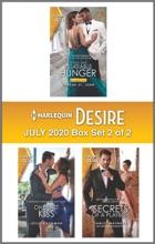 Harlequin Desire July 2020 - Box Set 2 Of 2