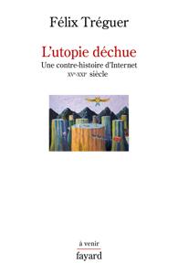 L'utopie déchue La couverture du livre martien