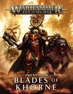 Battletome: Blades of Khorne da Games Workshop