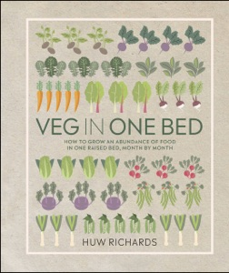 Veg in One Bed Book Cover