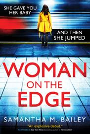 Woman on the Edge - Samantha M. Bailey book summary