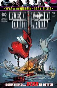 Red Hood: Outlaw (2016-) #39 Copertina del libro