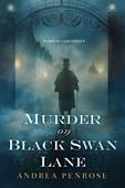 Murder on Black Swan Lane Book Cover