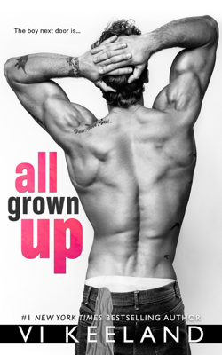 Vi Keeland - All Grown Up book