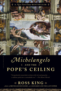 Michelangelo and the Pope's Ceiling Book Cover