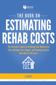 The Book on Estimating Rehab Costs