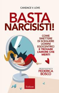 Basta narcisisti! Copertina del libro