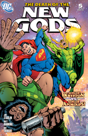 Death of the New Gods (2007-) #5