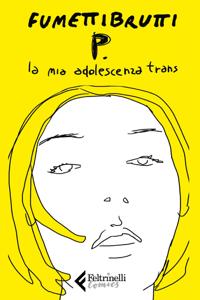 P. La mia adolescenza trans Copertina del libro