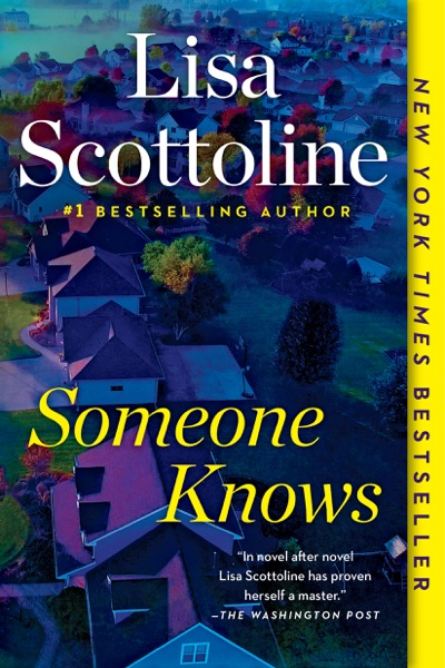 Someone Knows - Lisa Scottoline book cover