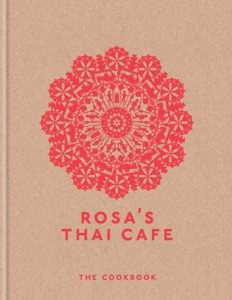 Rosa's Thai Cafe by Saiphin Moore Book Cover