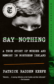 Say Nothing Book Cover