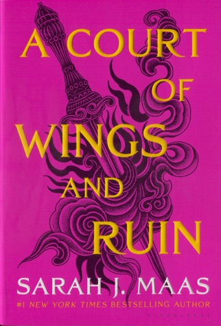A Court of Wings and Ruin PDF Download