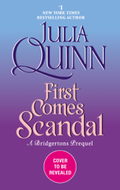 First Comes Scandal book