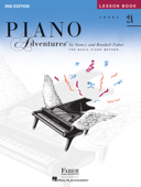Piano Adventures  - Level 2A Lesson Book