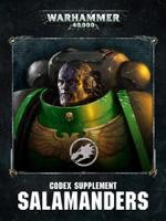 Games Workshop - Codex supplement: Salamanders Enhanced Edition artwork
