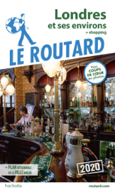 Guide du Routard Londres 2020