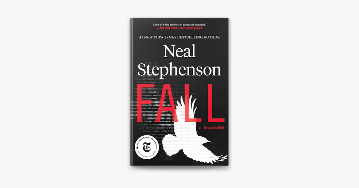 A New York Times Notable Book  The #1 New York Times bestselling author of Seveneves, Anathem, Reamde, and Cryptonomicon returns with a wildly inven