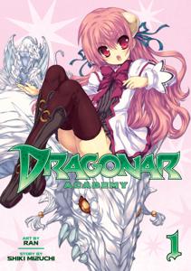 Dragonar Academy Vol. 1 Copertina del libro