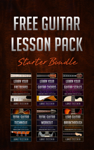 Free Guitar Lesson Pack