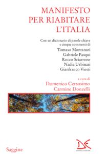 Manifesto per riabitare l'Italia Copertina del libro