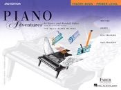 Piano Adventures : Primer Level - Theory Book
