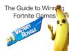 Dabbid - The Guide To Winning Fortnite Games artwork