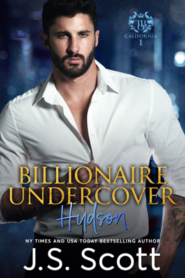 J. S. Scott - Billionaire Undercover book
