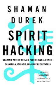 Spirit Hacking La couverture du livre martien