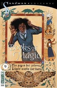 Books of Magic (2018-2020) #9