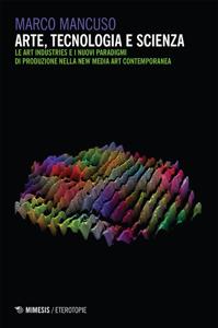 Arte, tecnologia e scienza Copertina del libro