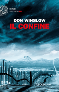 Il confine Libro Cover