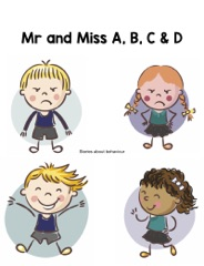 Mr and Miss A, B, C & D